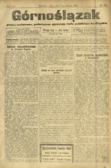 Górnoślązak, 1912, R. 13, Nr. 185