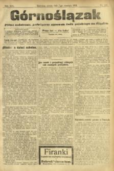 Górnoślązak, 1912, R. 13, Nr. 203