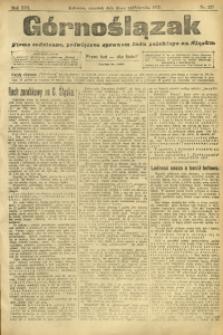 Górnoślązak, 1912, R. 13, Nr. 231