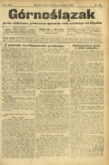 Górnoślązak, 1912, R. 13, Nr. 261