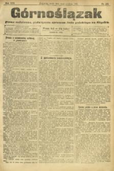Górnoślązak, 1912, R. 13, Nr. 275