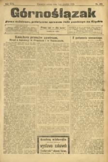 Górnoślązak, 1912, R. 13, Nr. 278