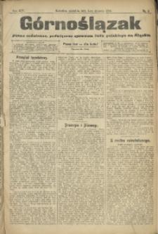 Górnoślązak, 1913, R. 14, Nr. 4