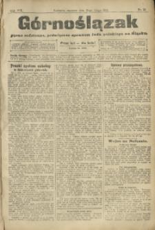 Górnoślązak, 1913, R. 14, Nr. 36