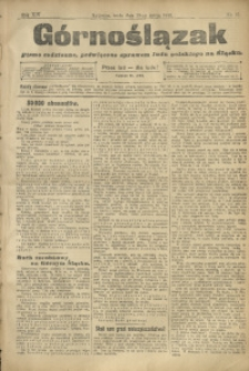 Górnoślązak, 1913, R. 14, Nr. 65