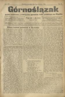 Górnoślązak, 1913, R. 14, Nr. 76