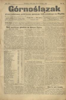 Górnoślązak, 1913, R. 14, Nr. 93