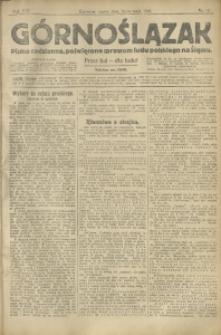 Górnoślązak, 1913, R. 14, Nr. 111