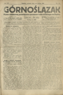Górnoślązak, 1913, R. 14, Nr. 124