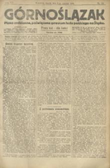 Górnoślązak, 1913, R. 14, Nr. 125