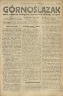 Górnoślązak, 1913, R. 14, Nr. 135