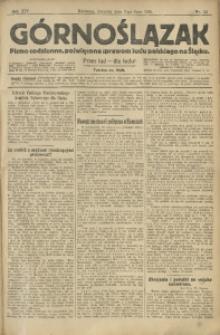 Górnoślązak, 1913, R. 14, Nr. 151