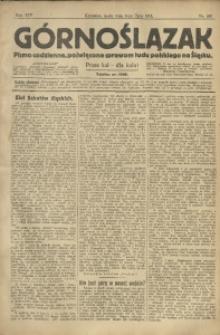 Górnoślązak, 1913, R. 14, Nr. 156