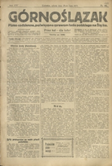 Górnoślązak, 1913, R. 14, Nr. 159