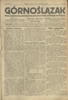 Górnoślązak, 1913, R. 14, Nr. 169