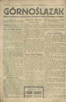 Górnoślązak, 1913, R. 14, Nr. 195