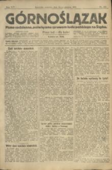 Górnoślązak, 1913, R. 14, Nr. 196