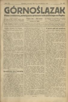 Górnoślązak, 1913, R. 14, Nr. 235