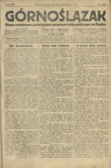 Górnoślązak, 1913, R. 14, Nr. 242