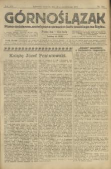 Górnoślązak, 1913, R. 14, Nr. 244