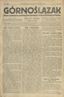 Górnoślązak, 1913, R. 14, Nr. 252