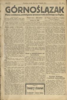 Górnoślązak, 1913, R. 14, Nr. 260