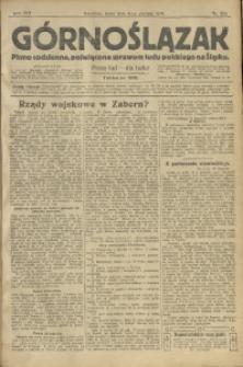 Górnoślązak, 1913, R. 14, Nr. 280