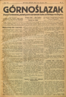 Górnoślązak, 1914, R. 15, Nr. 3