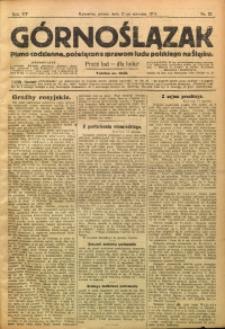 Górnoślązak, 1914, R. 15, Nr. 13