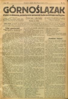Górnoślązak, 1914, R. 15, Nr. 18