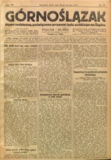 Górnoślązak, 1914, R. 15, Nr. 22