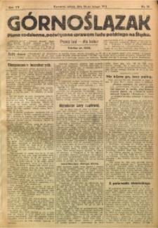 Górnoślązak, 1914, R. 15, Nr. 36