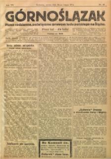 Górnoślązak, 1914, R. 15, Nr. 48