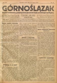 Górnoślązak, 1914, R. 15, Nr. 57