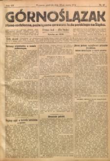 Górnoślązak, 1914, R. 15, Nr. 67