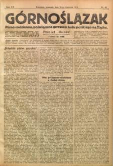Górnoślązak, 1914, R. 15, Nr. 85