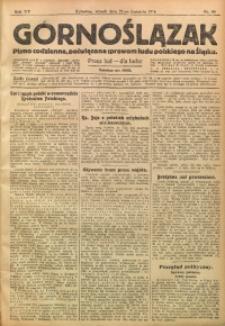 Górnoślązak, 1914, R. 15, Nr. 89