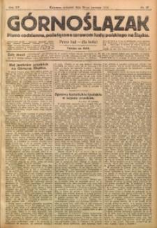 Górnoślązak, 1914, R. 15, Nr. 97