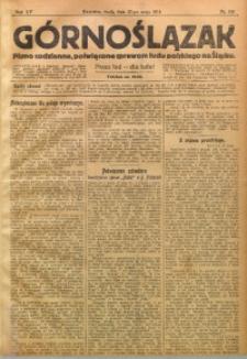 Górnoślązak, 1914, R. 15, Nr. 119