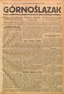 Górnoślązak, 1914, R. 15, Nr. 159