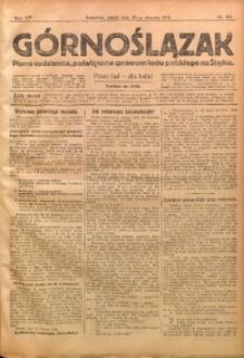 Górnoślązak, 1914, R. 15, Nr. 182