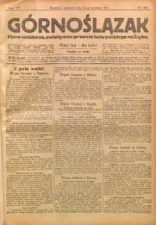 Górnoślązak, 1914, R. 15, Nr. 202