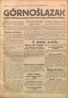 Górnoślązak, 1914, R. 15, Nr. 226