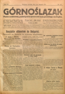 Górnoślązak, 1914, R. 15, Nr. 247