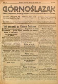 Górnoślązak, 1914, R. 15, Nr. 256