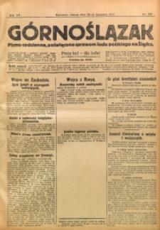 Górnoślązak, 1914, R. 15, Nr. 262
