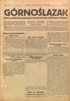 Górnoślązak, 1914, R. 15, Nr. 271