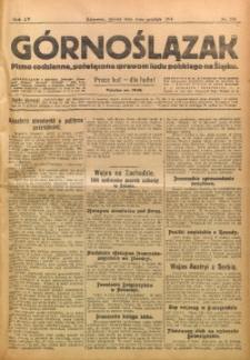 Górnoślązak, 1914, R. 15, Nr. 274