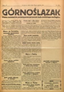 Górnoślązak, 1914, R. 15, Nr. 286