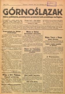 Górnoślązak, 1915, R. 16, Nr. 2